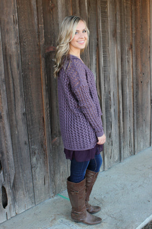 Lady of Mystery Sweater - Leah B. Boutique