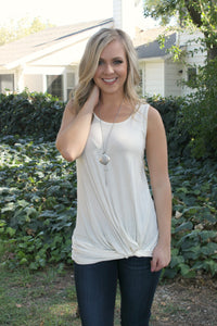 This Time Around Blouse - Leah B. Boutique