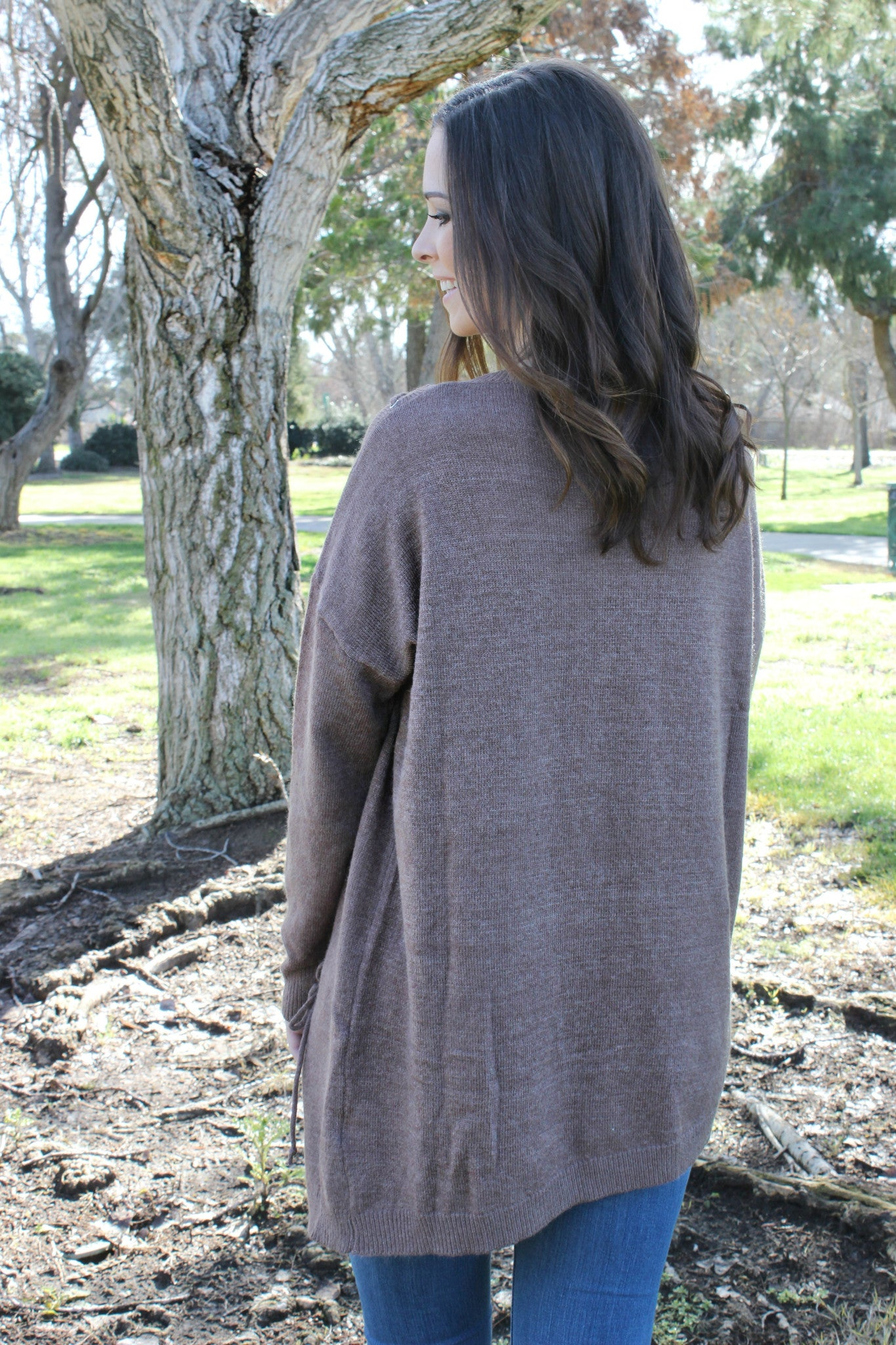 Hooked On You Sweater - Leah B. Boutique