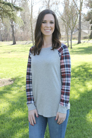 One More Go Sweater - Leah B. Boutique