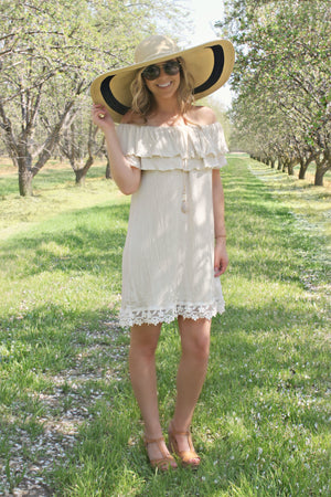 Here Comes the Sun Hat - Leah B. Boutique
