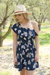 Just Can't Help It Dress - Leah B. Boutique