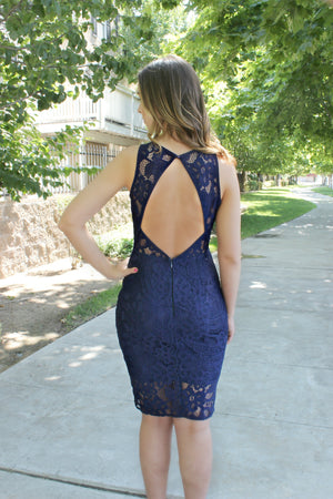 One More Night Dress - Leah B. Boutique