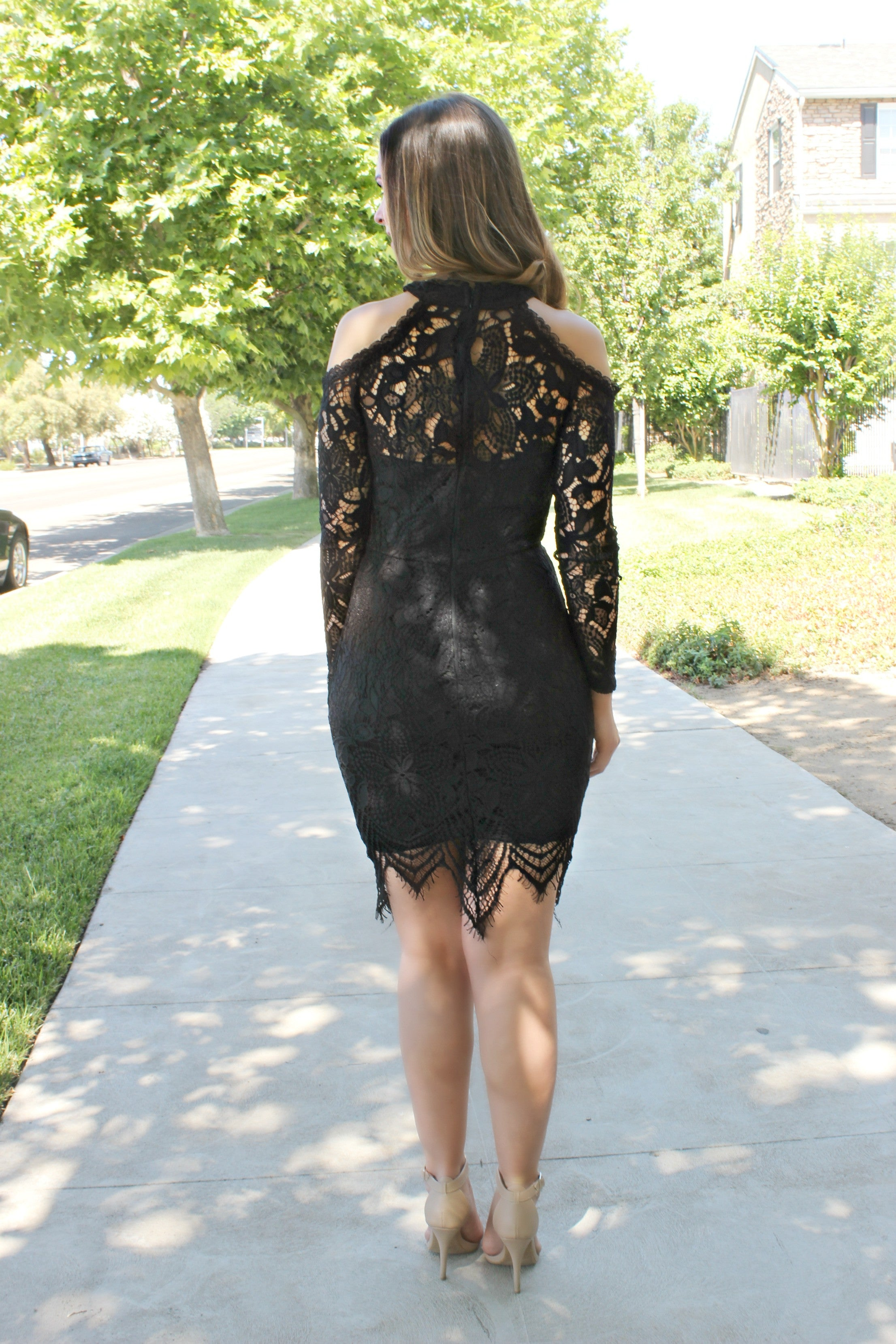 Such A Stunner Dress - Leah B. Boutique