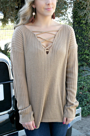 Counting the Days Sweater - Leah B. Boutique