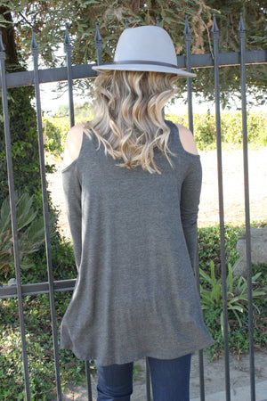 The Elaina Blouse - Leah B. Boutique