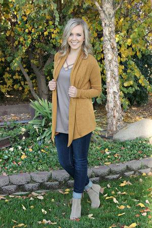 Simple Wishes Cardigan - Leah B. Boutique