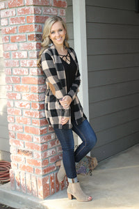 In A Trance Cardigan - Leah B. Boutique