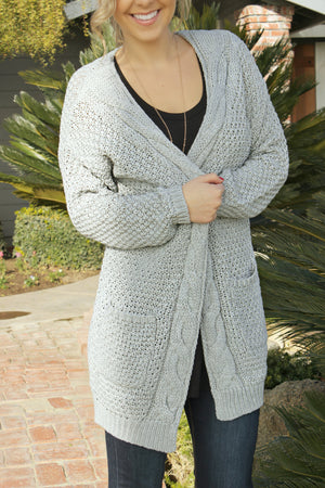 More Than A Memory Cardigan - Leah B. Boutique