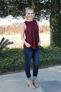 To The Symphony Blouse - Leah B. Boutique