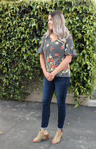 The River Lily Blouse - Leah B. Boutique