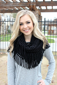 Easy Living Scarf - Leah B. Boutique