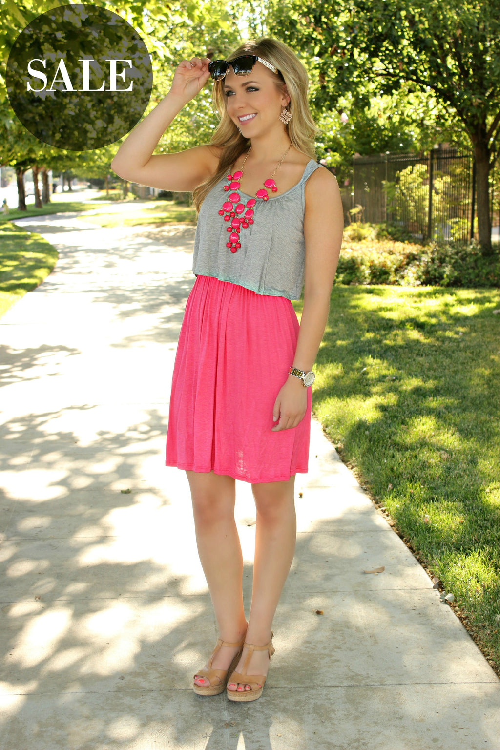 Last Summer Dress - Leah B. Boutique