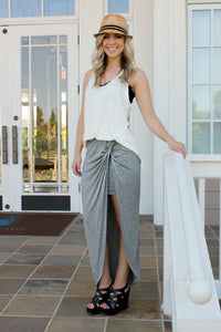 Walking Down Main Skirt - Leah B. Boutique