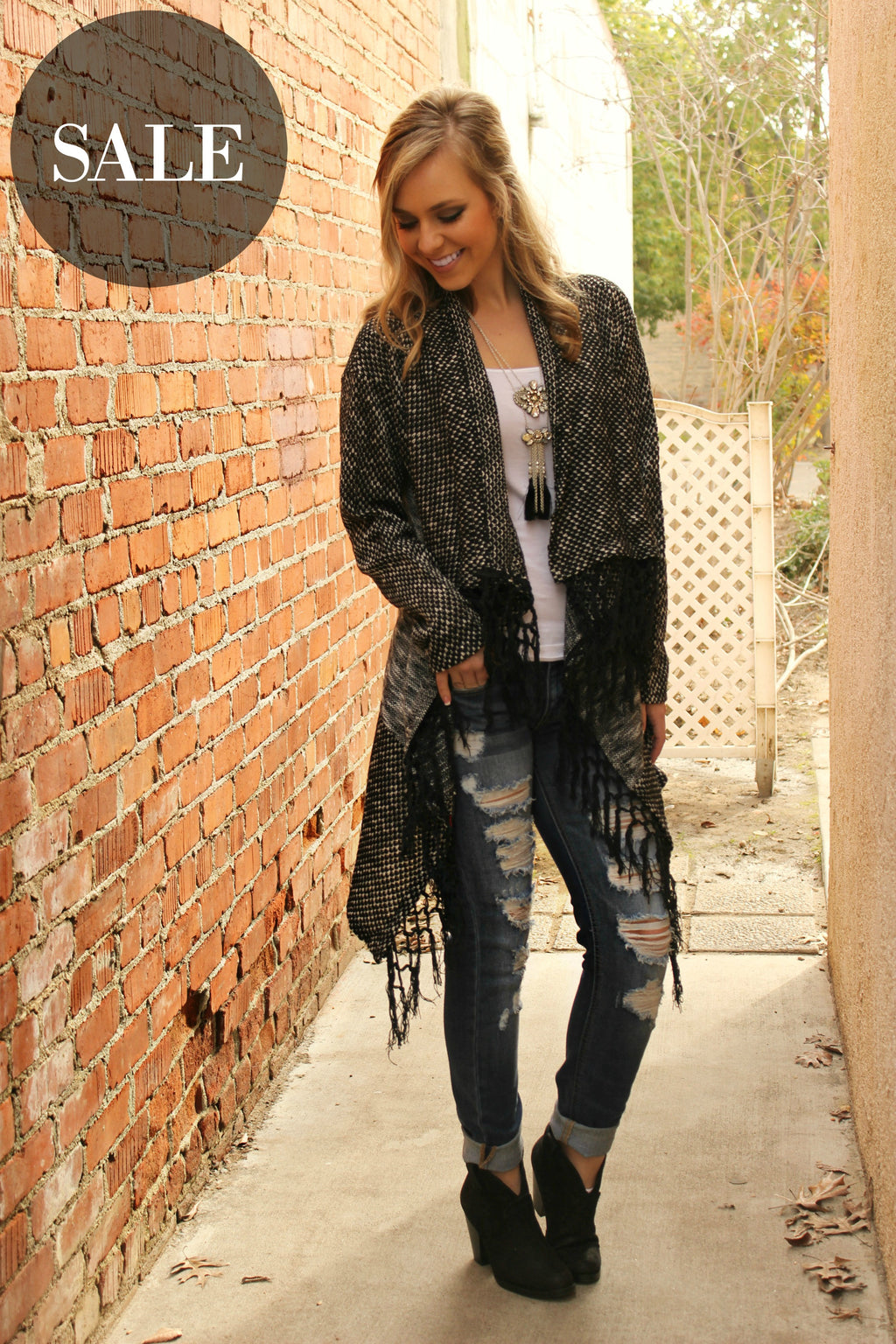 Seasons Change Cardigan - Leah B. Boutique
