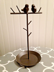 Love Birds Jewelry Holder - Leah B. Boutique