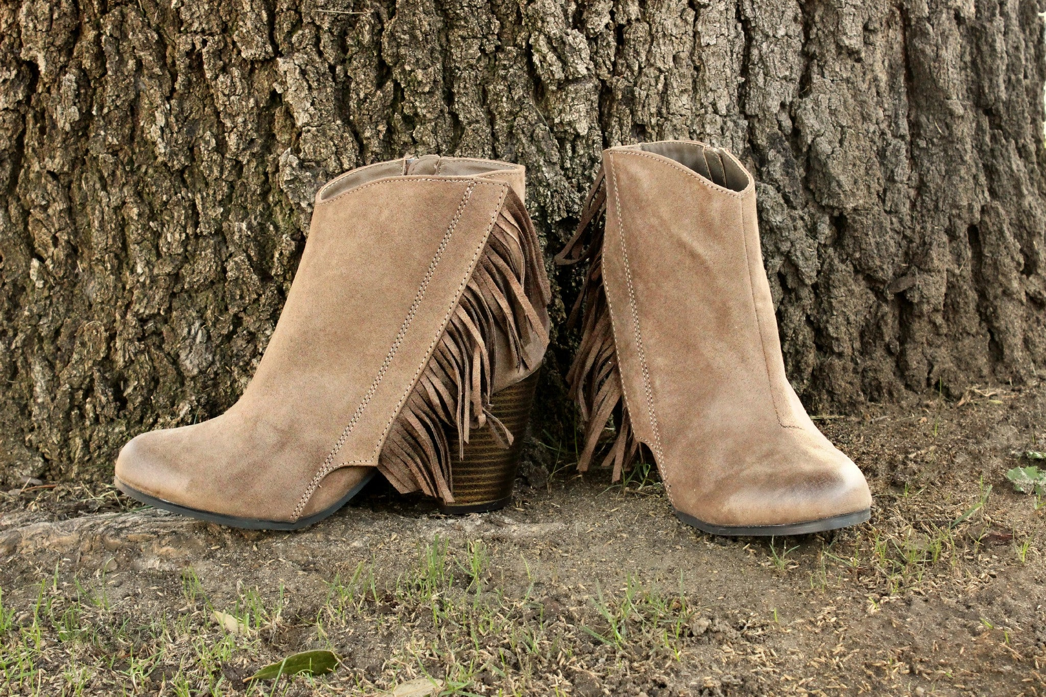 John Muir Trail Booties - Leah B. Boutique