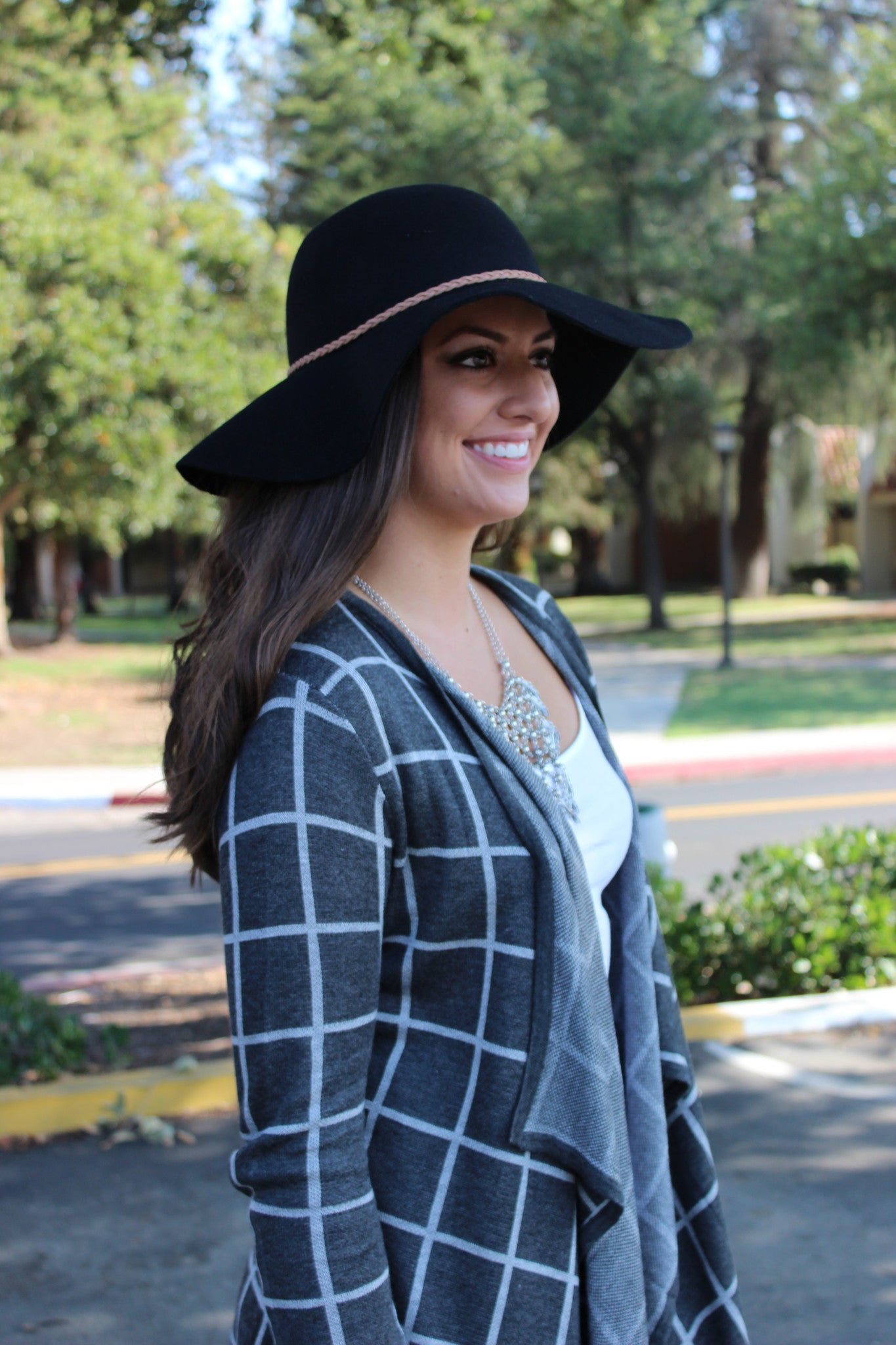 New Girl at School Hat - Leah B. Boutique
