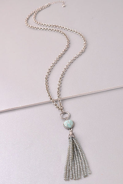 Misty Morning Necklace