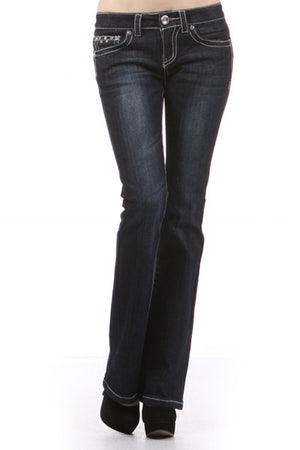 Miss Chic Denim - Leah B. Boutique