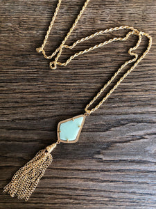 Just You Wait Necklaces - Leah B. Boutique
