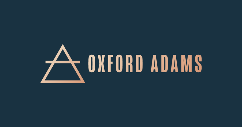 Oxford Adam Associates ONE OFF
