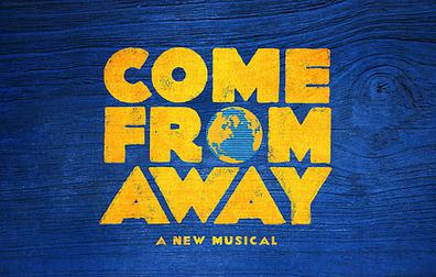 MARCH ONLINE - COME FROM AWAY Resident Director Series (Starting 3/10)