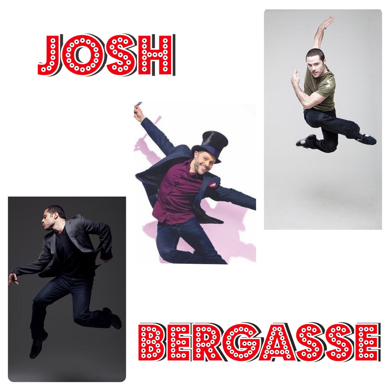 *ONLINE* Dance with JOSH BERGASSE