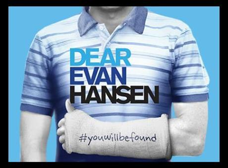 FEB/MARCH ONLINE - Dear Evan Hansen Resident Director Series (Starting 2/23)