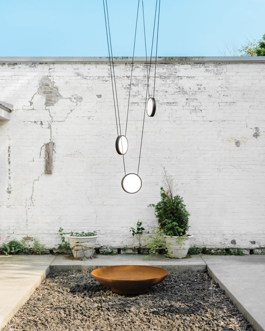 Highwire. Pendant, Chandelier