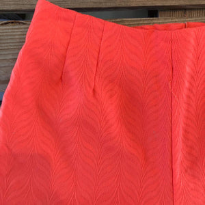 Pattern Coral Shorts