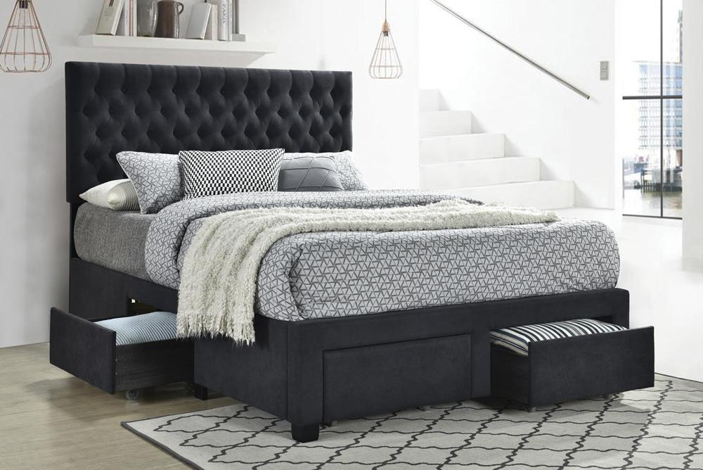 G305877 Full Storage Bed image