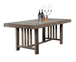 Homelegance Codie Dining Table in Light Brown 5544-72 image