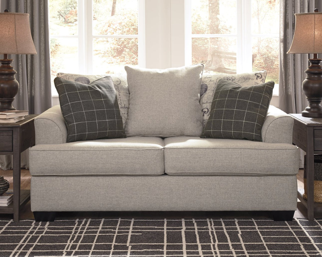 Velletri Signature Design by Ashley Loveseat image
