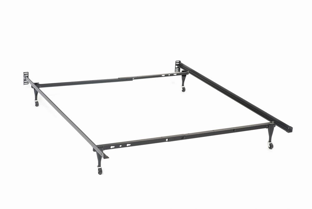 G9601 Metal Bed Frame for Queen, Eastern King and California King Headboards image