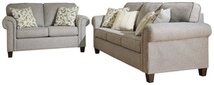 Alandari Signature Design 2-Piece Living Room Set