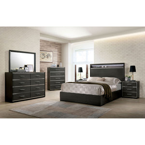 Camryn Warm Gray 4 Pc. Queen Bedroom Set image