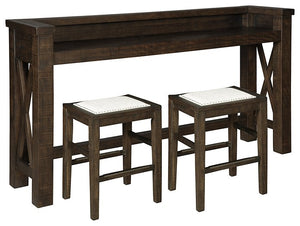 Hallishaw Signature Design 3-Piece Dining Room Set