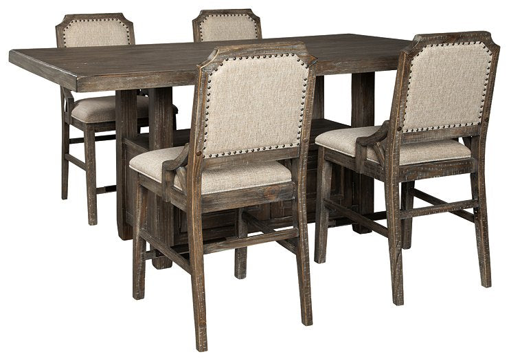 Wyndahl Signature Design 5-Piece Dining Room Set image
