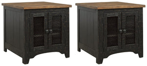 Valebeck Signature Design 2-Piece End Table Set image