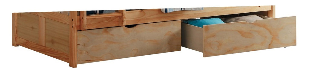 Homelegance Bartly Storage Boxes in Natural B2043-T image