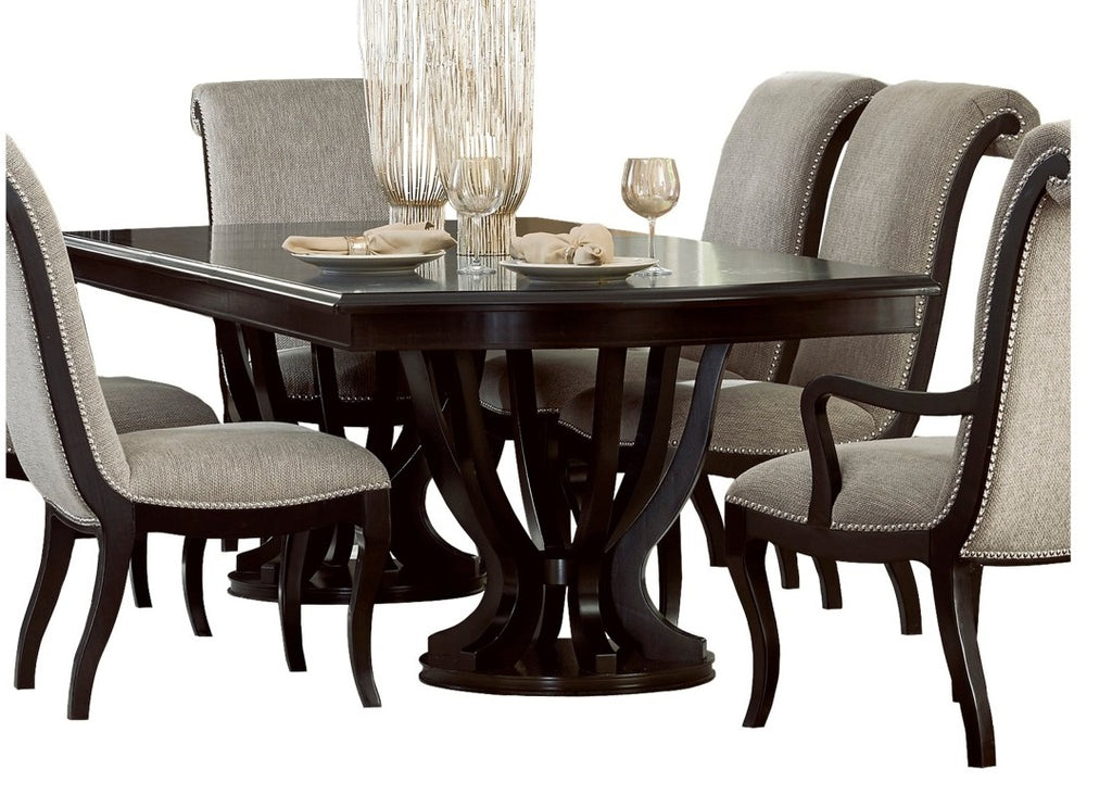 Homelegance Savion Dining Table in Espresso 5494-106* image