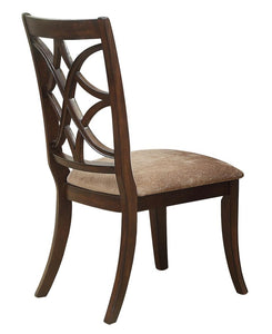 Homelegance Keegan Side Chair in Cherry (Set of 2) image