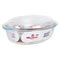Casserole with glass lid Quttin 3,3 + 1,1 L Crystal