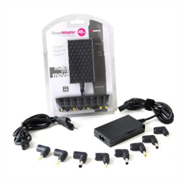 Notebook Charger B-Move BM-AD06 45W