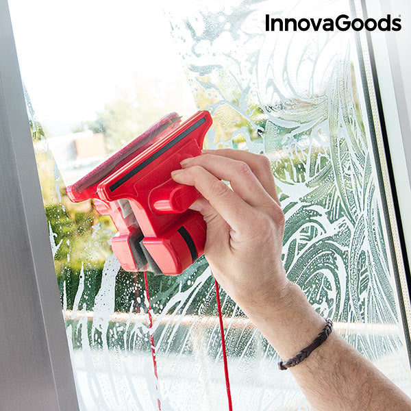 InnovaGoods Magnetic Glass Cleaner