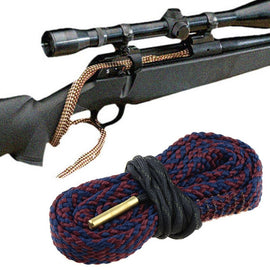 New Bore Snake Gun Cleaning .416 Cal .44 45-70 .460 Caliber Rifle Cleaner