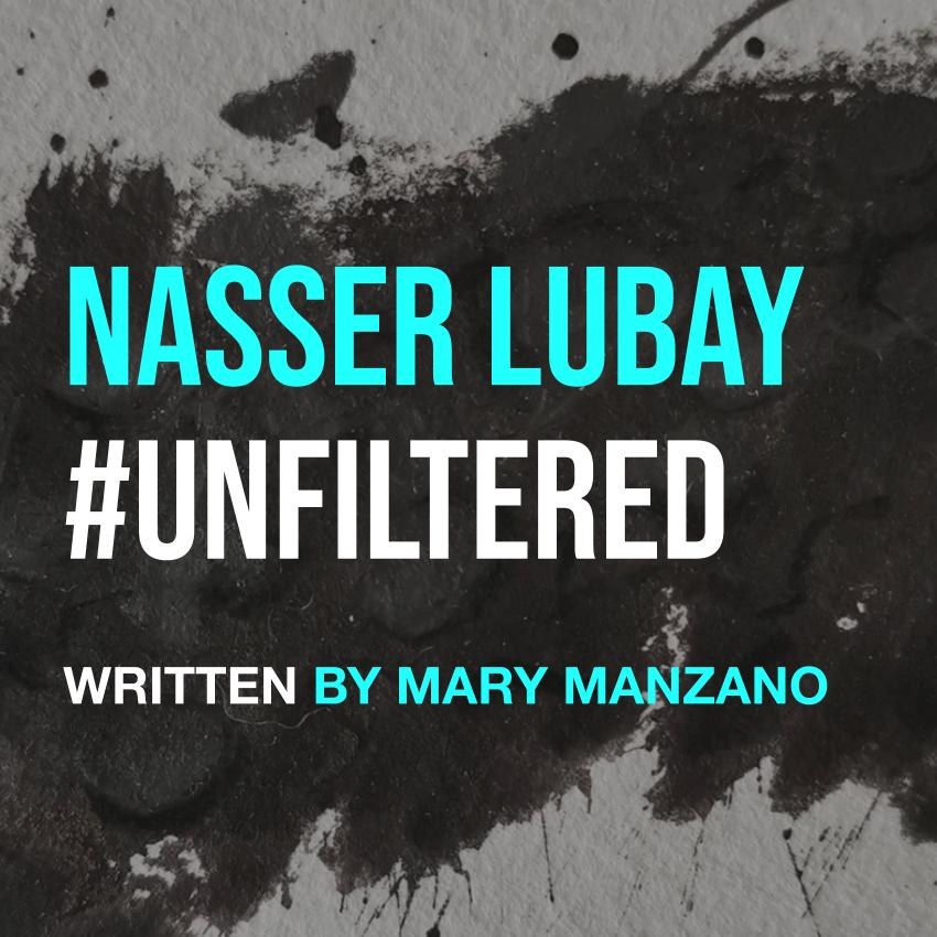 Nasser Lubay shares his thoughts on prints, the story of his art and his advice to new artists
