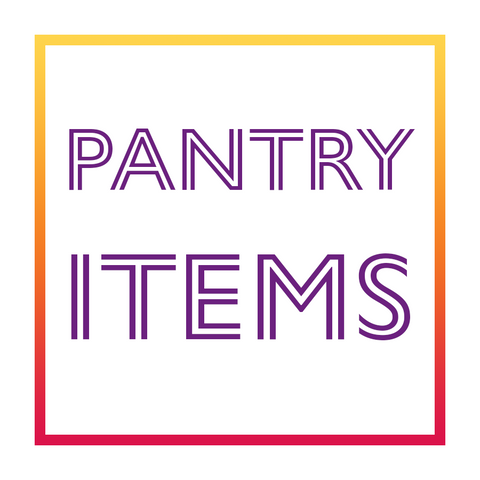 Pantry Items