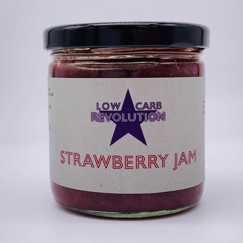 Strawberry Jam (Refrigerated, not frozen)